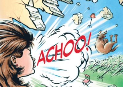 Australian Labradoodle - Allergies