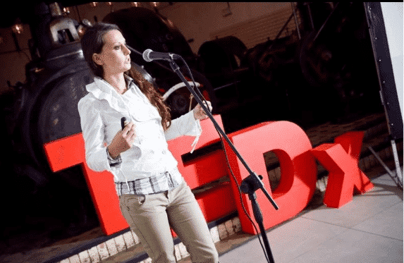 TEDx Edyta speaks